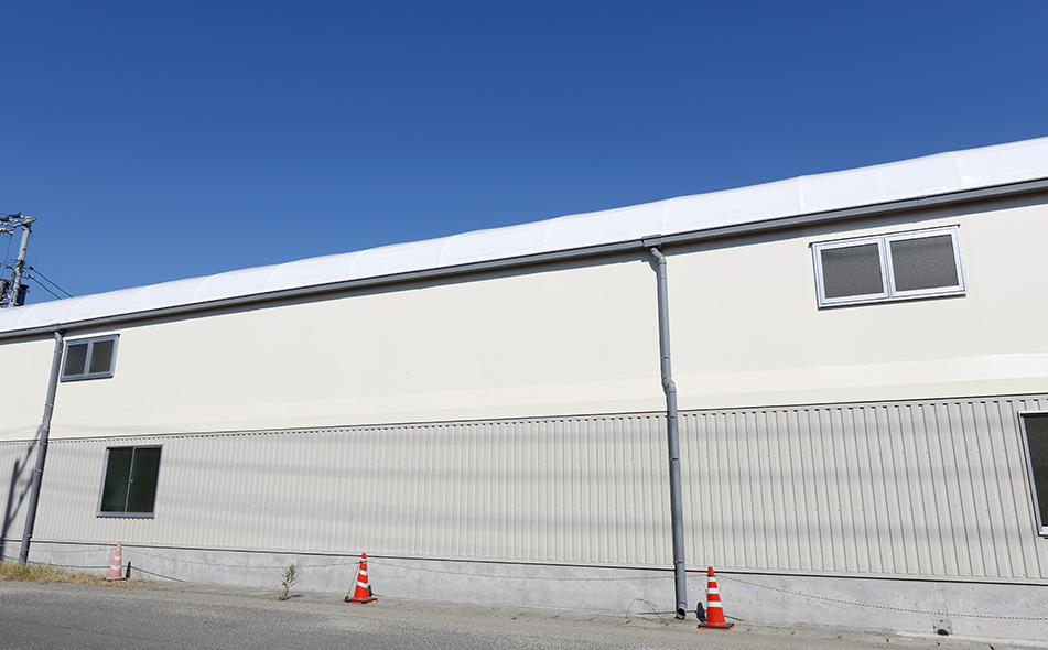 工場・倉庫の塗装
